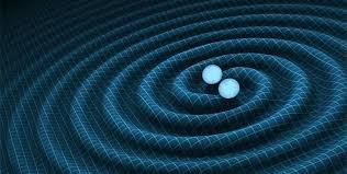 Simulación ondas gravitacionales