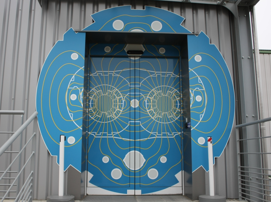 SM18. Cryogenic Test Facility. CERN.