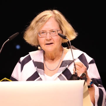 Elizabeth Blackburn.