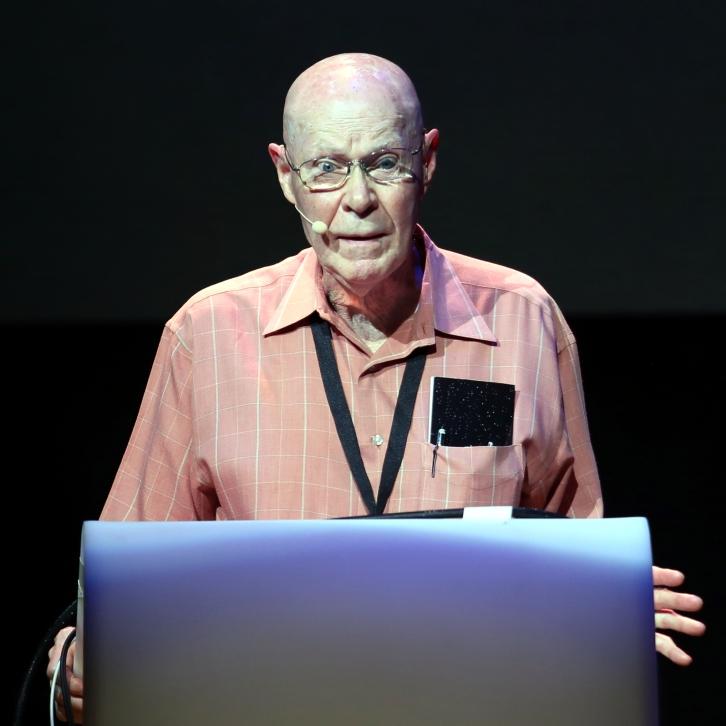 Robert Wilson.