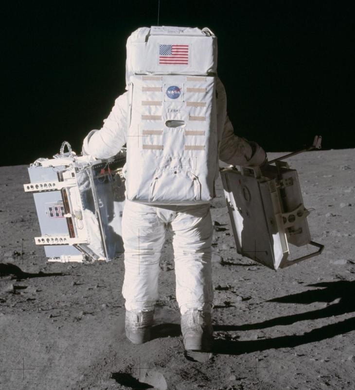 Lunar Laser Ranging experiment