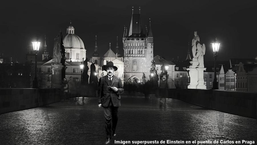 La Praga de AlbertEinstein
